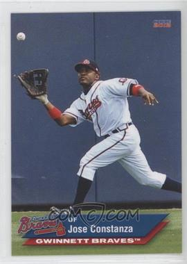 2012 Choice Gwinnett Braves - [Base] #04 - Jose Constanza