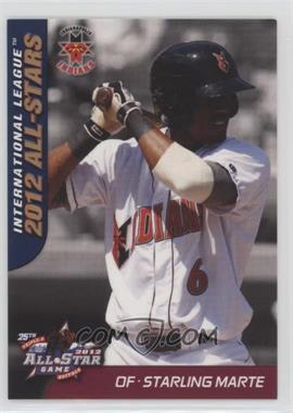2012 Choice International League All-Stars - [Base] #28 - Starling Marte