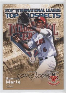 2012 Choice International League Top Prospects - [Base] #20 - Starling Marte