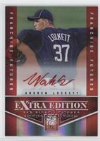 Andrew Lockett /25