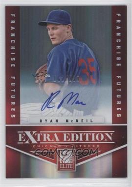 2012 Elite Extra Edition - [Base] - Franchise Futures Signatures [Autographed] #33 - Ryan McNeil /239