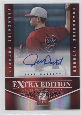 2012 Elite Extra Edition - [Base] - Franchise Futures Signatures [Autographed] #40 - Jake Barrett /319