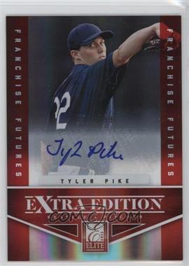 2012 Elite Extra Edition - [Base] - Franchise Futures Signatures [Autographed] #43 - Tyler Pike /799