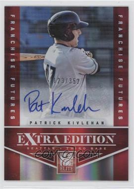 2012 Elite Extra Edition - [Base] - Franchise Futures Signatures [Autographed] #46 - Patrick Kivlehan /352