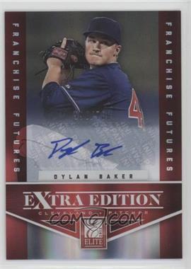 2012 Elite Extra Edition - [Base] - Franchise Futures Signatures [Autographed] #58 - Dylan Baker /788
