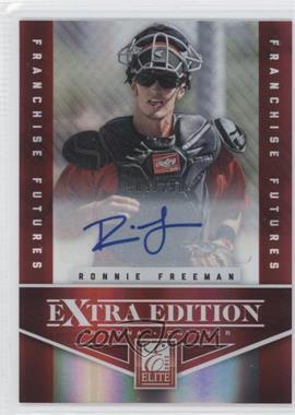 2012 Elite Extra Edition - [Base] - Franchise Futures Signatures [Autographed] #62 - Ronnie Freeman /290