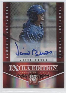 2012 Elite Extra Edition - [Base] - Franchise Futures Signatures [Autographed] #72 - Jairo Beras /490