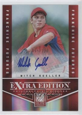 2012 Elite Extra Edition - [Base] - Franchise Futures Signatures [Autographed] #8 - Mitch Gueller /220
