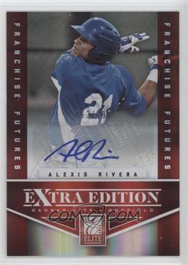 2012 Elite Extra Edition - [Base] - Franchise Futures Signatures [Autographed] #82 - Alexis Rivera /797