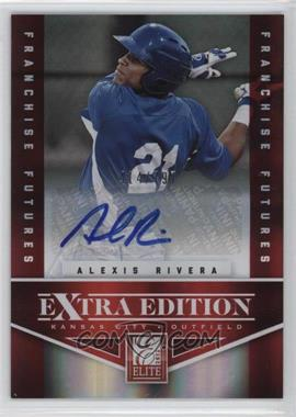 2012 Elite Extra Edition - [Base] - Franchise Futures Signatures [Autographed] #82 - Alexis Rivera /797
