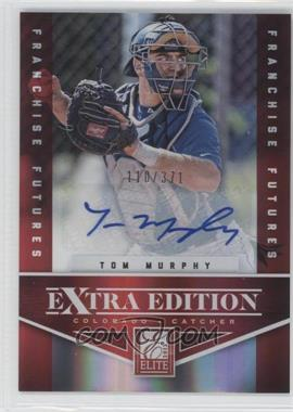 2012 Elite Extra Edition - [Base] - Franchise Futures Signatures [Autographed] #91 - Tom Murphy /371