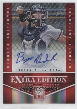 2012 Elite Extra Edition - [Base] - Franchise Futures Signatures [Autographed] #92 - Bryan De La Rosa /779