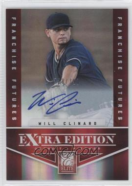2012 Elite Extra Edition - [Base] - Franchise Futures Signatures [Autographed] #95 - Will Clinard /790