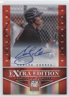 2012 Elite Extra Edition - [Base] #101 - Carlos Correa /470