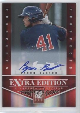 2012 Elite Extra Edition - [Base] #102 - Byron buxton /599