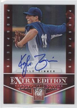 2012 Elite Extra Edition - [Base] #105 - Kyle Zimmer /690