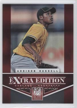 2012 Elite Extra Edition - [Base] #1.2 - Addison Russell (short print)