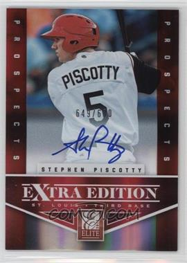 2012 Elite Extra Edition - [Base] #126 - Stephen Piscotty /680