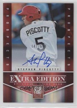 2012 Elite Extra Edition - [Base] #126 - Stephen Piscotty /680