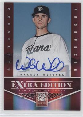 2012 Elite Extra Edition - [Base] #129 - Walker Weickel /597