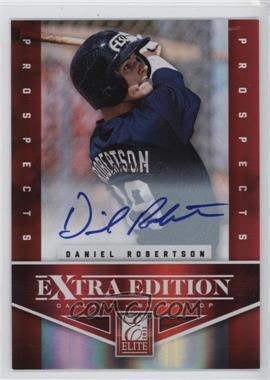 2012 Elite Extra Edition - [Base] #136 - Daniel Robertson /589