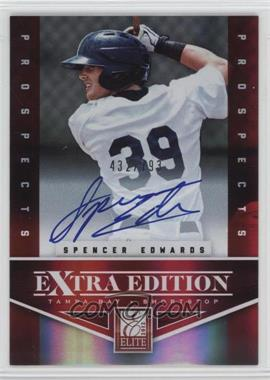 2012 Elite Extra Edition - [Base] #154 - Spencer Edwards /793