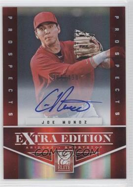 2012 Elite Extra Edition - [Base] #162 - Joe Munoz /498
