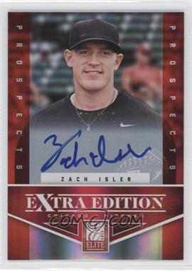 2012 Elite Extra Edition - [Base] #177 - Zach Isler /797