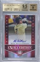 Mac Williamson /533 [BGS 9.5]