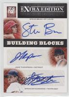 Jake Thompson, Jake Thompson, Spencer Edwards, Steve Bean /25