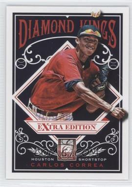 2012 Elite Extra Edition - Diamond Kings #DK-3 - Carlos Correa