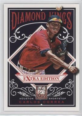 2012 Elite Extra Edition - Diamond Kings #DK-3 - Carlos Correa