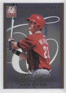 2012 Elite Extra Edition - Elite Series #13 - Jesse Winker