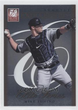 2012 Elite Extra Edition - Elite Series #17 - Mike Zunino