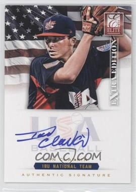 2012 Elite Extra Edition - USA Baseball 18U Team Signatures #IC - Ian Clarkin /299