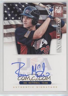 2012 Elite Extra Edition - USA Baseball 18U Team Signatures #RM - Reese McGuire /299