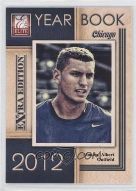 2012 Elite Extra Edition - Yearbook #11 - Albert Almora