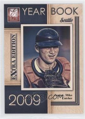 2012 Elite Extra Edition - Yearbook #15 - Mike Zunino