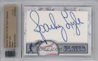 Sparky Lyle /1 [Cut Signature]