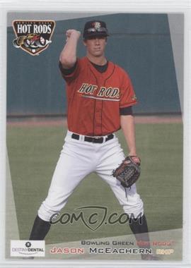 2012 Grandstand Bowling Green Hot Rods - [Base] #2012 - Jason McEachern