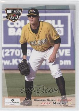 2012 Grandstand Bowling Green Hot Rods - [Base] #2012 - Jeff Malm