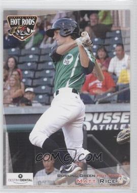 2012 Grandstand Bowling Green Hot Rods - [Base] #MARI - Matt Rice
