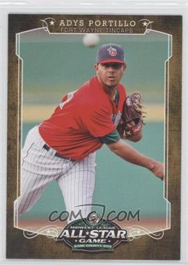 2012 Grandstand Midwest League All-Star Game - [Base] #N/A - Adys Portillo