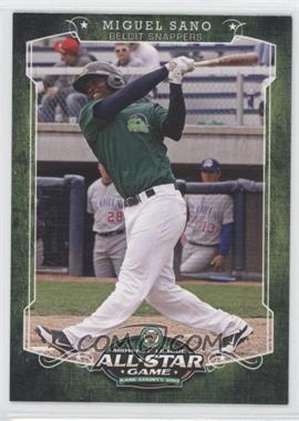2012 Grandstand Midwest League All-Star Game - [Base] #N/A - Miguel Sano