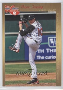 2012 Grandstand Midwest League Top Prospects - [Base] #AASA - Aaron Sanchez