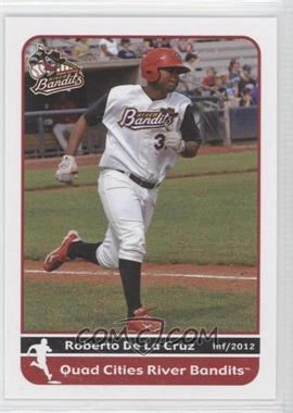 2012 Grandstand Quad City River Bandits - [Base] #RODC - Roberto De La Cruz