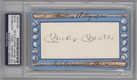 Mickey Mantle /25 [PSA/DNA Certified Auto]
