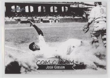 2012 Leaf - Sports Icons: The Search for Josh Gibson #10 - Josh Gibson