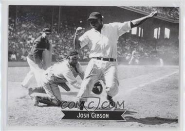 2012 Leaf - Sports Icons: The Search for Josh Gibson #11 - Josh Gibson