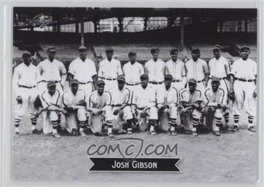 2012 Leaf - Sports Icons: The Search for Josh Gibson #4 - Josh Gibson